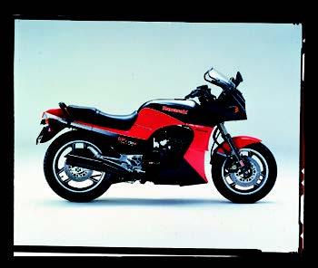Images : カワサキ GPZ750R 1984 年7月