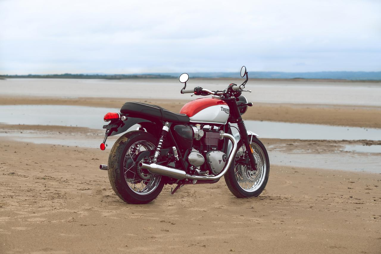 Images : 4番目の画像 - 「Bud Ekins Bonneville T120」の写真をもっと見る! - webオートバイ