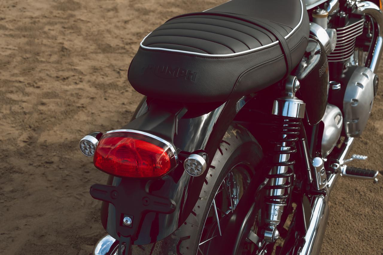 Images : 8番目の画像 - 「Bud Ekins Bonneville T120」の写真をもっと見る! - webオートバイ