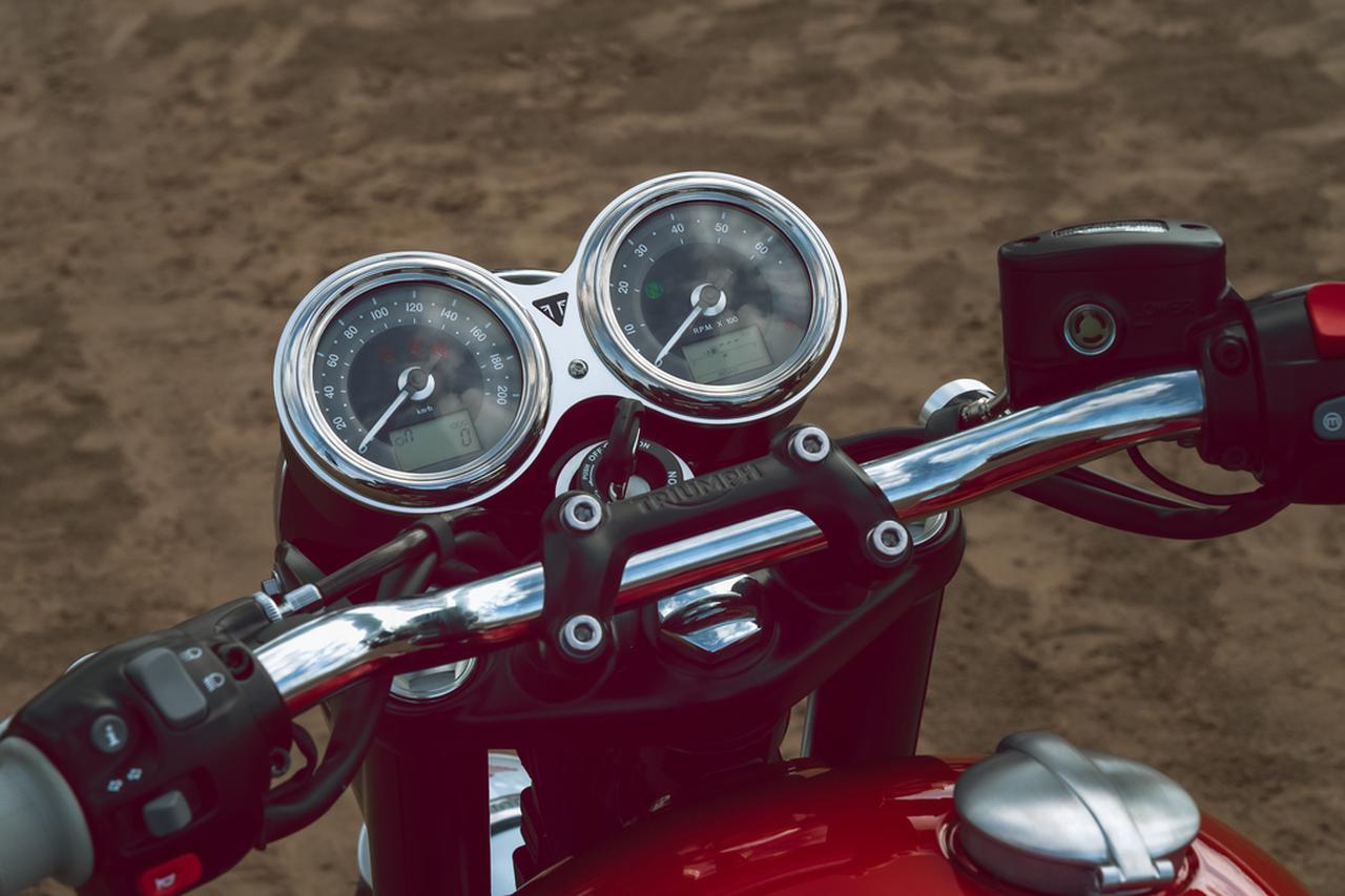 Images : 9番目の画像 - 「Bud Ekins Bonneville T100」の写真をもっと見る! - webオートバイ