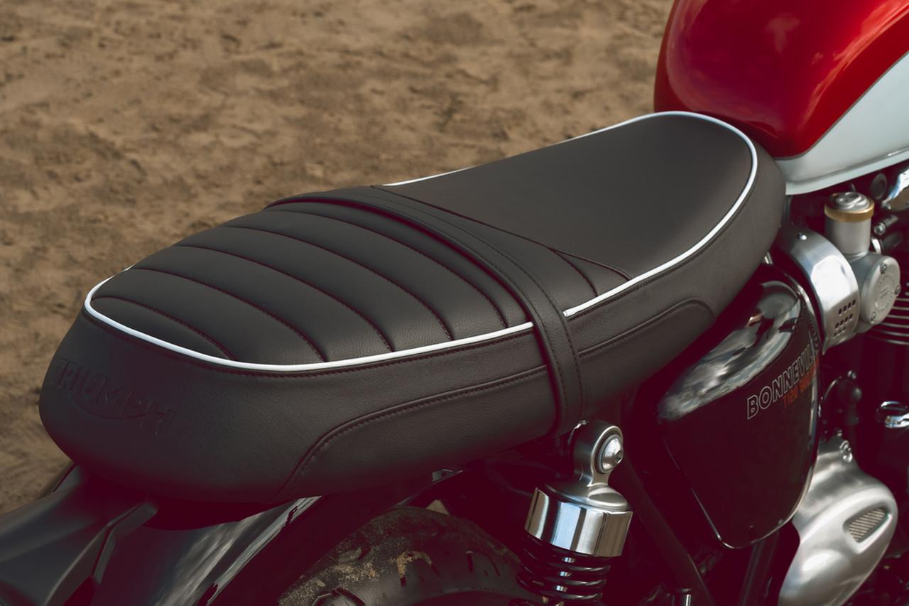 Images : 12番目の画像 - 「Bud Ekins Bonneville T100」の写真をもっと見る! - webオートバイ
