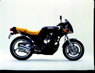 ヤマハ SRX250F 1984 年7月