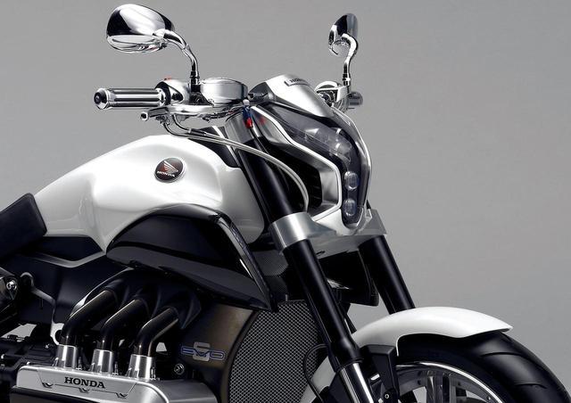 画像: ホンダ「EVO6」(2007年)~忘れられないコンセプトモデルたち~【東京モーターショー2019直前特別企画 Vol.12】 - webオートバイ