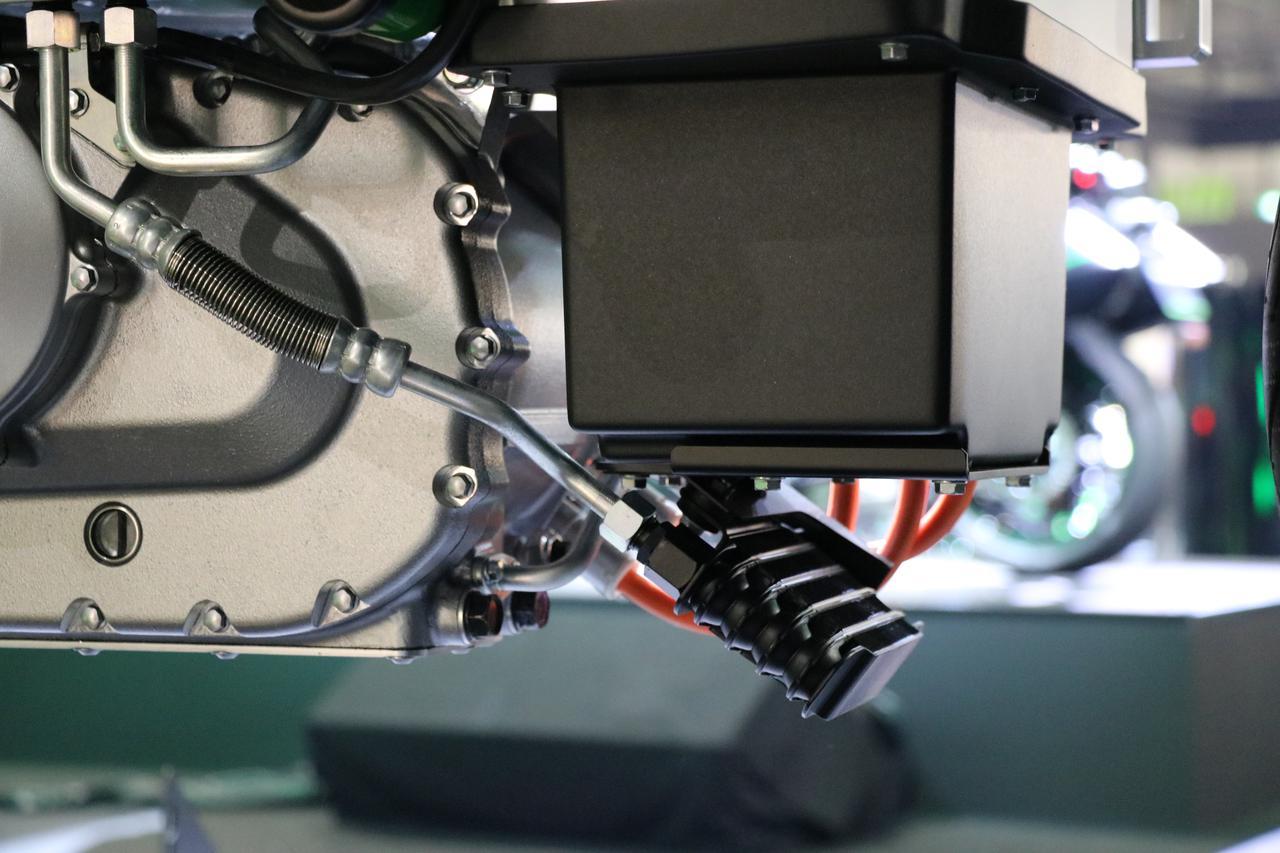 Images : 14番目の画像 - EV Projectの画像をじっくり見る! - webオートバイ