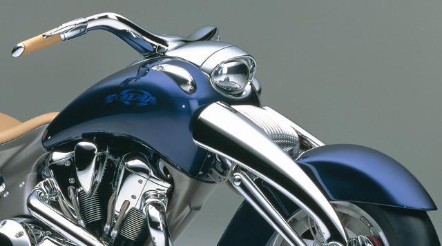 画像: ホンダ「ゾディア」(1995年)忘れられないコンセプトモデルたち~【東京モーターショー2019直前特別企画 Vol.07】 - webオートバイ