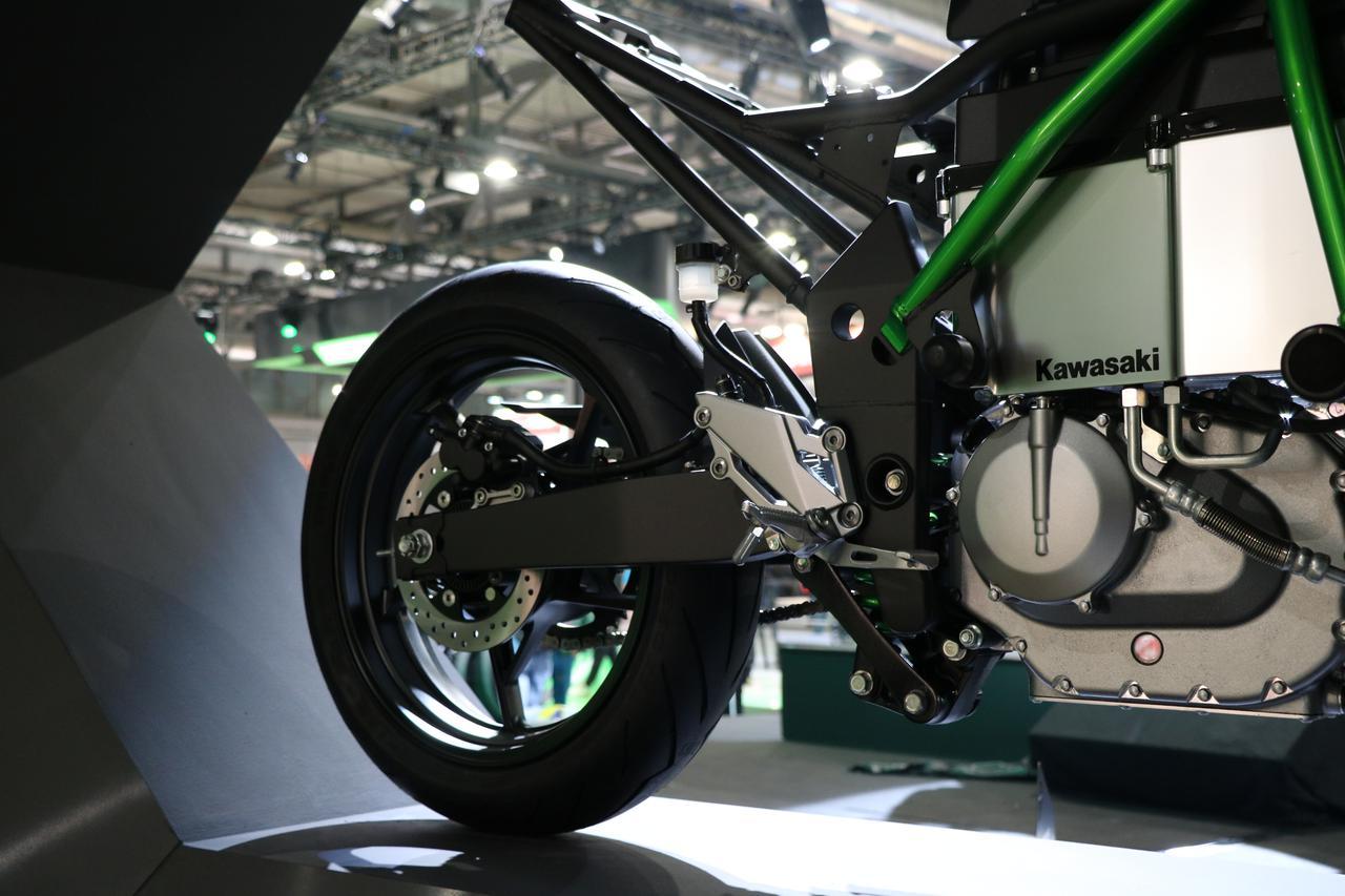 Images : 17番目の画像 - EV Projectの画像をじっくり見る! - webオートバイ
