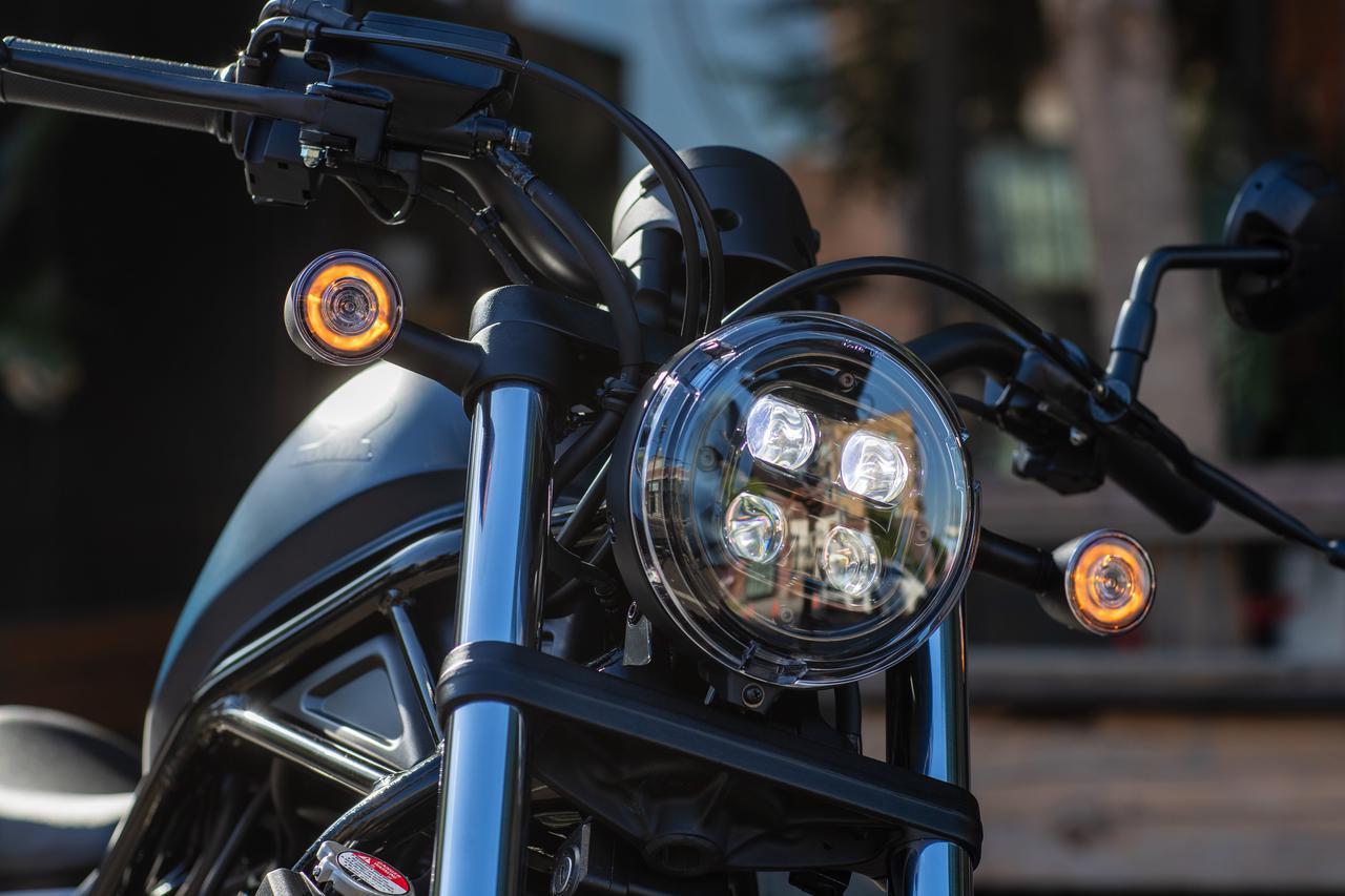 画像1: 【EICMA 2019速報!】ホンダが新型レブルを発表!LEDヘッドライトで印象一変!ビキニカウルなどが備わった〈S Edition〉にも注目! - webオートバイ
