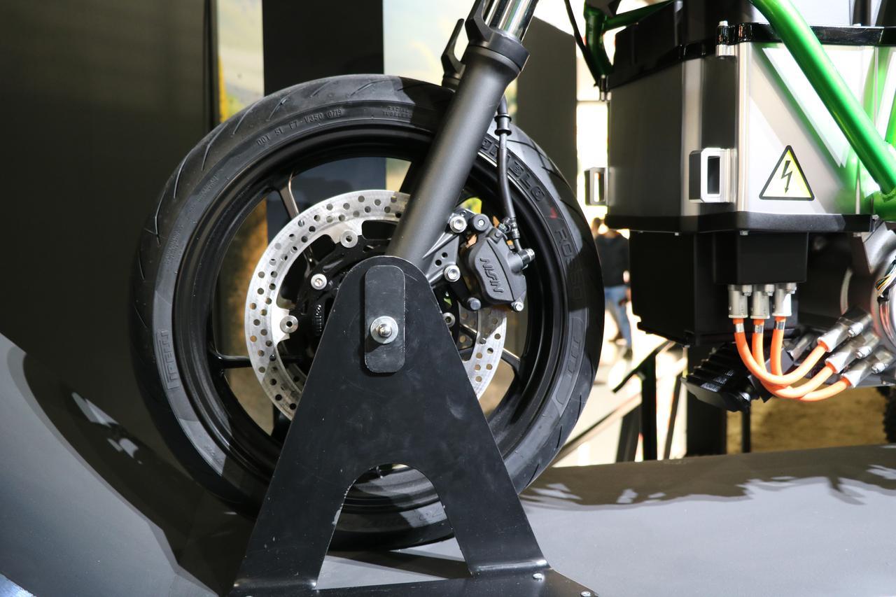 Images : 21番目の画像 - EV Projectの画像をじっくり見る! - webオートバイ