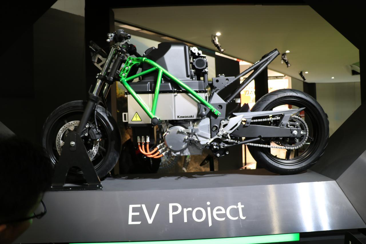 Images : 6番目の画像 - EV Projectの画像をじっくり見る! - webオートバイ