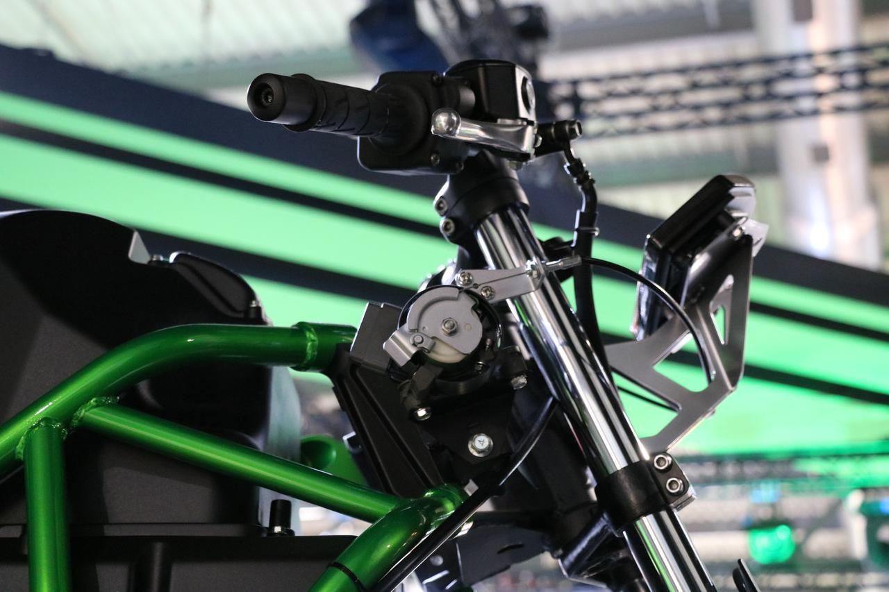 Images : 16番目の画像 - EV Projectの画像をじっくり見る! - webオートバイ