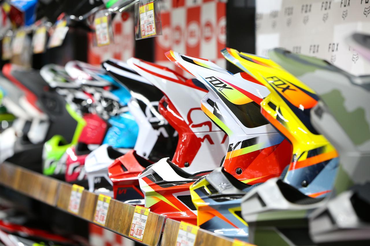 Images : 12番目の画像 - 「国内最大級のオフロードコーナーを新設!? いまライコランド柏店がアツい!」のアルバム - webオートバイ
