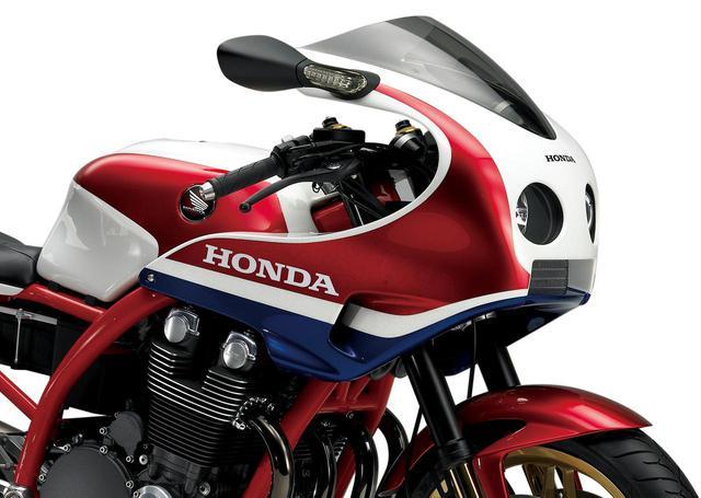 画像: ホンダ「CB1100Rコンセプト」(2007年)~忘れられないコンセプトモデルたち~【東京モーターショー2019直前特別企画 Vol.15】 - webオートバイ