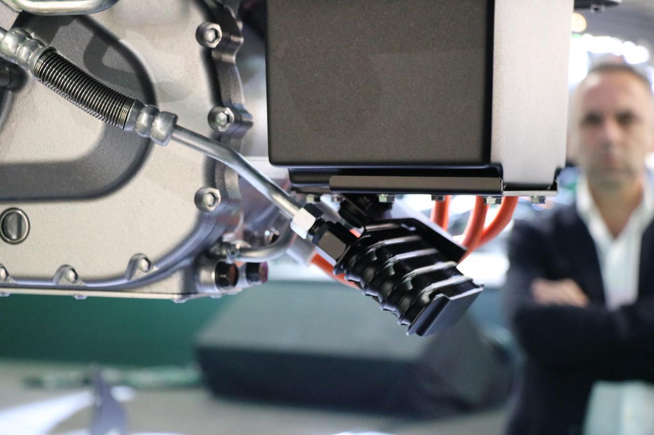 Images : 13番目の画像 - EV Projectの画像をじっくり見る! - webオートバイ