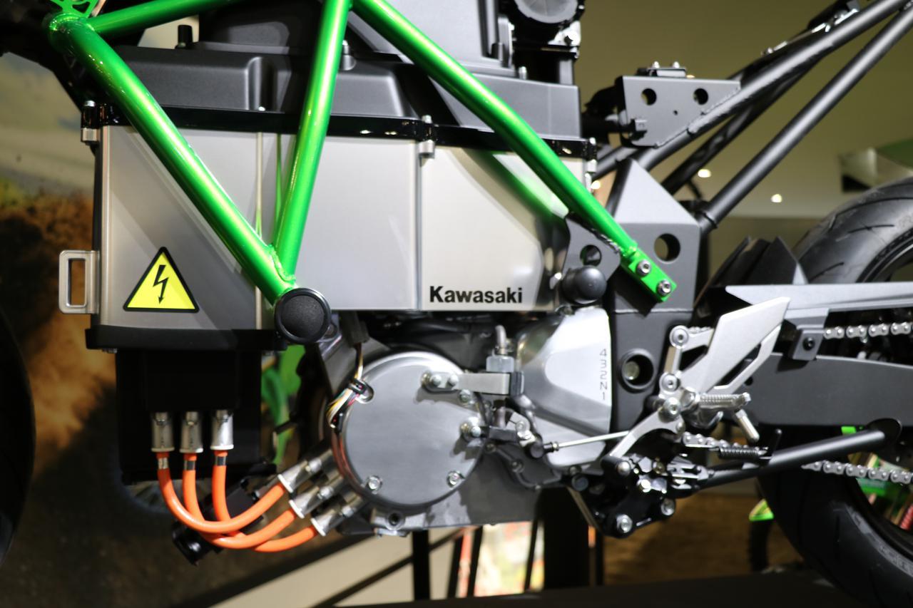 Images : 8番目の画像 - EV Projectの画像をじっくり見る! - webオートバイ