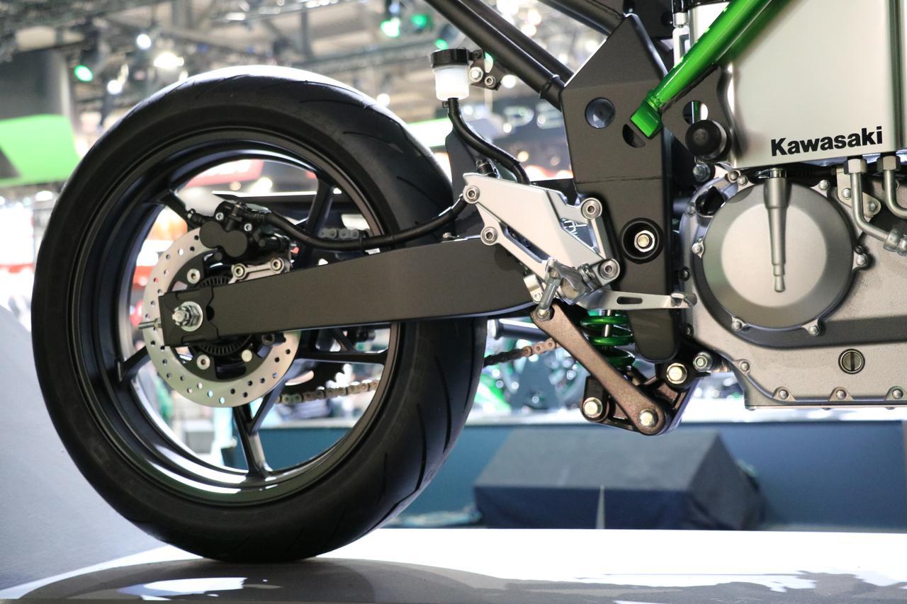 Images : 19番目の画像 - EV Projectの画像をじっくり見る! - webオートバイ