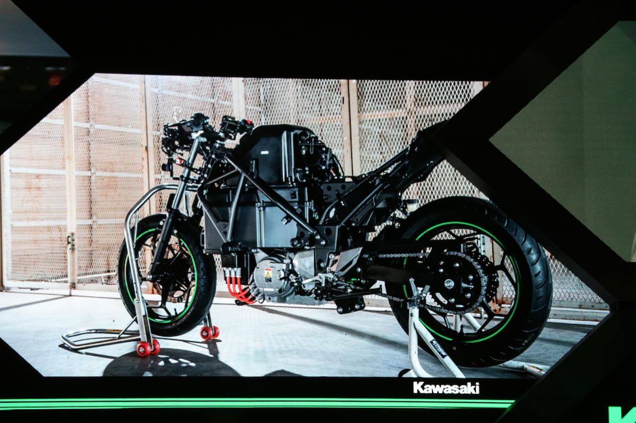 Images : 2番目の画像 - EV Projectの画像をじっくり見る! - webオートバイ