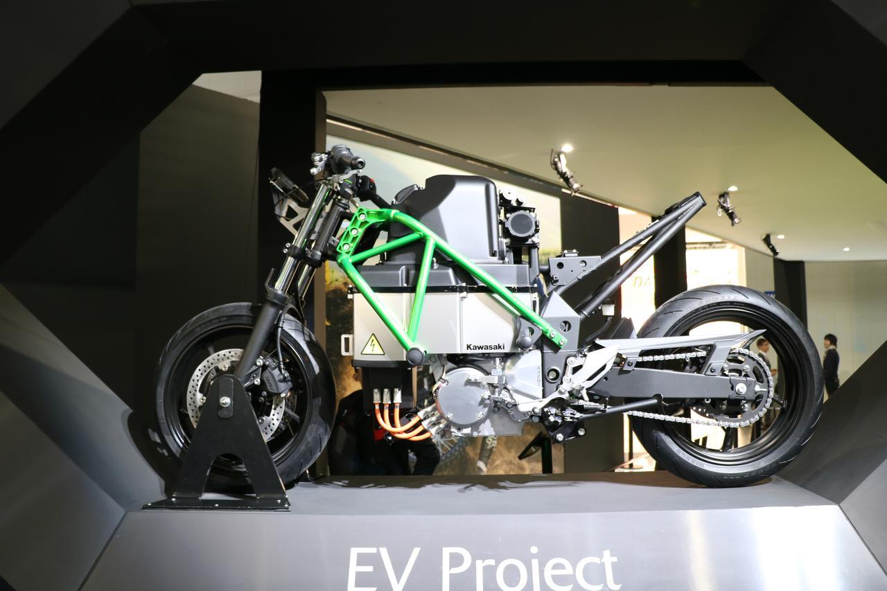 Images : 5番目の画像 - EV Projectの画像をじっくり見る! - webオートバイ
