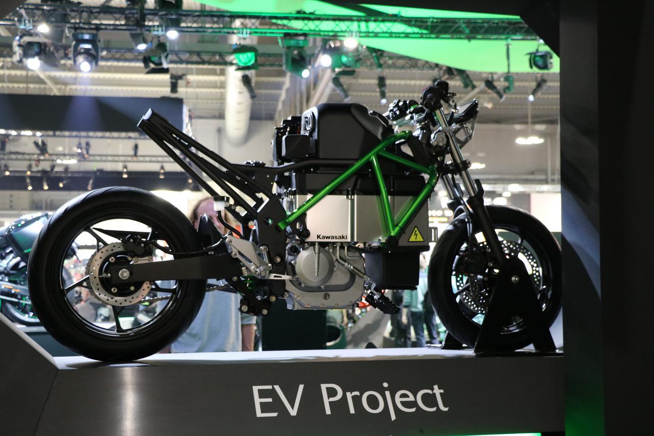 Images : 22番目の画像 - EV Projectの画像をじっくり見る! - webオートバイ
