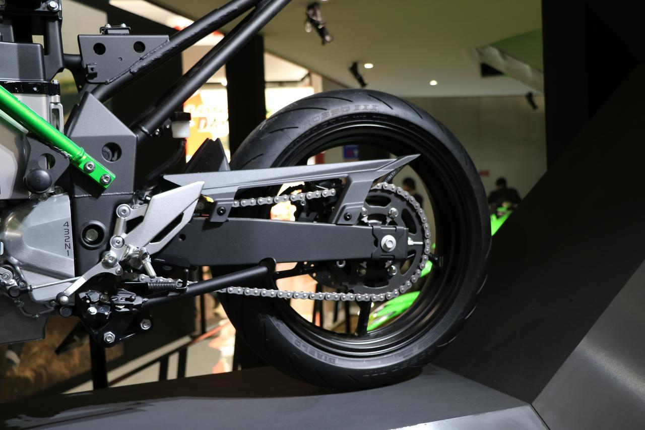 Images : 20番目の画像 - EV Projectの画像をじっくり見る! - webオートバイ