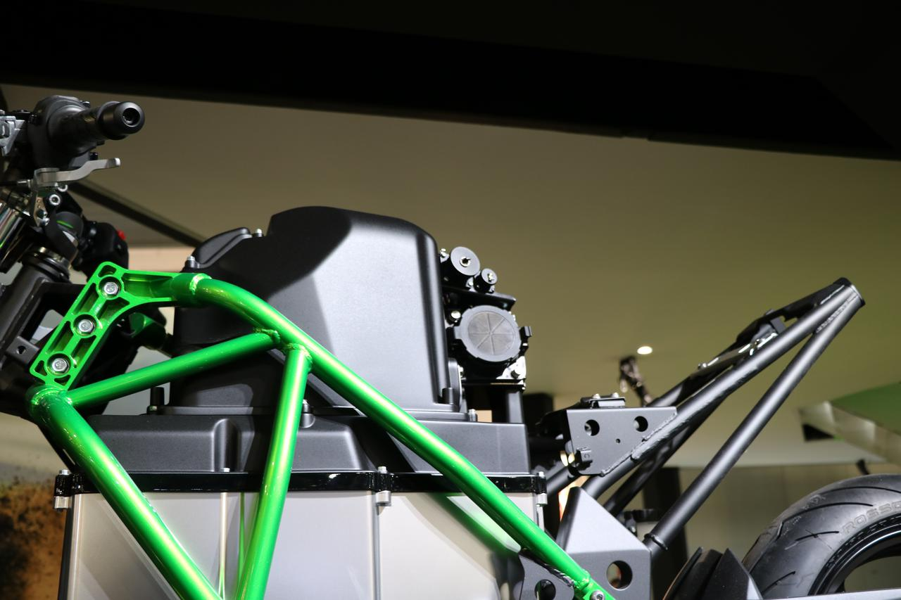 Images : 9番目の画像 - EV Projectの画像をじっくり見る! - webオートバイ