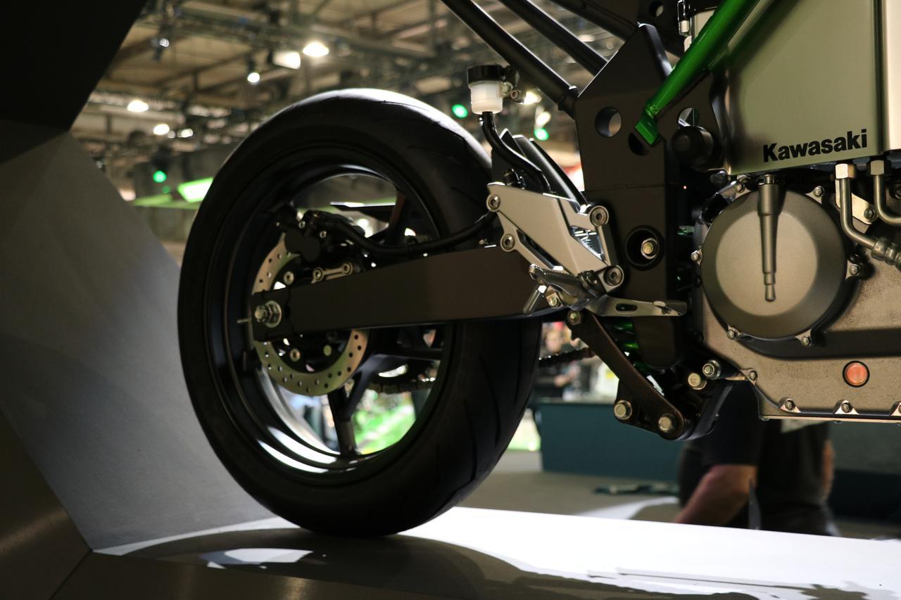 Images : 18番目の画像 - EV Projectの画像をじっくり見る! - webオートバイ