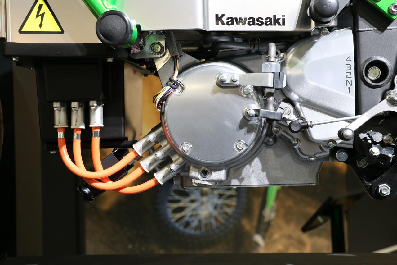 Images : 12番目の画像 - EV Projectの画像をじっくり見る! - webオートバイ