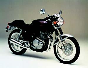 Images : ホンダ GB500TT 1985 年7月