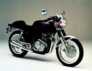 ホンダ GB500TT 1985 年7月