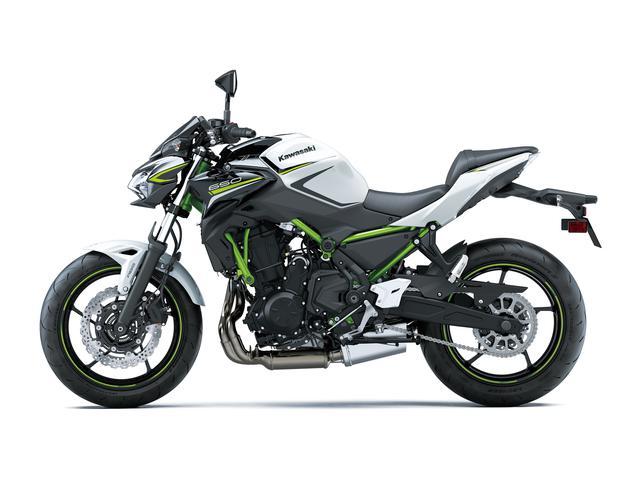 画像26: カワサキの新型「Z900」「Z650」は、デザインを「Z H2」のイメージに!? スタイリング紹介の第一報【EICMA 2019速報】
