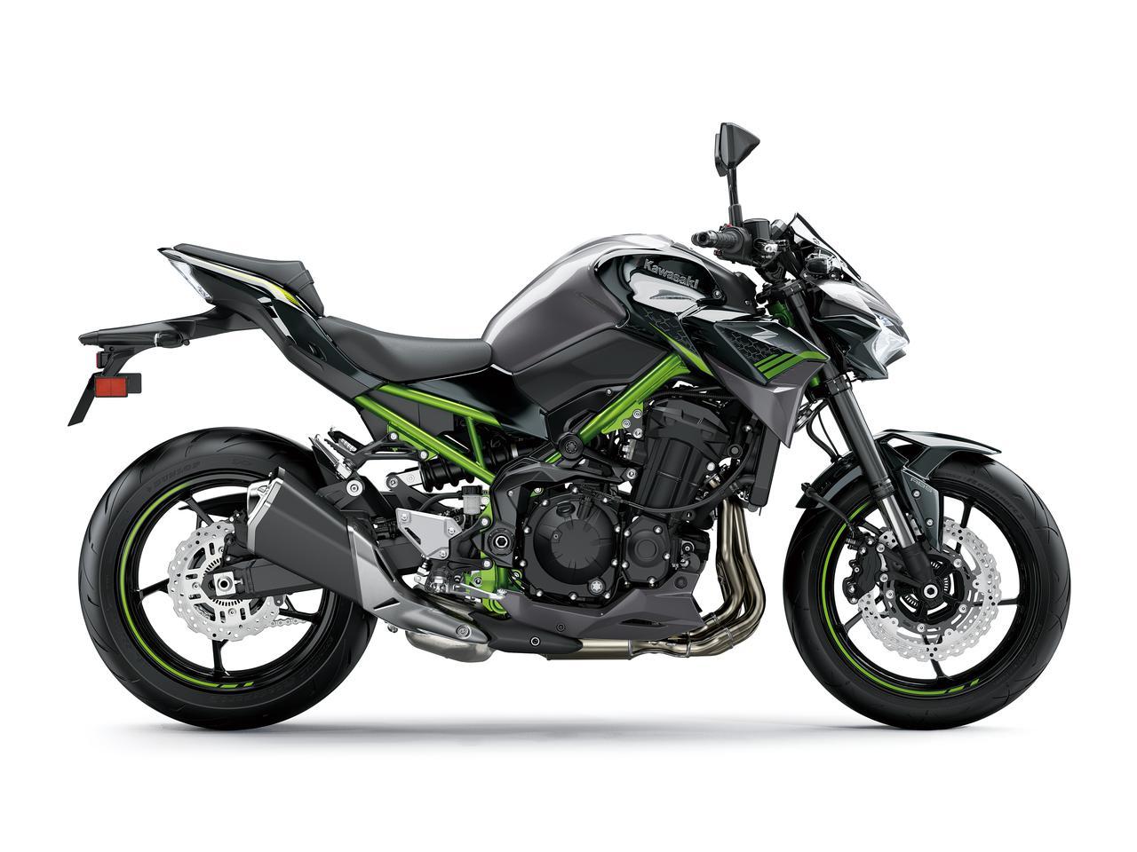 画像12: カワサキの新型「Z900」「Z650」は、デザインを「Z H2」のイメージに!? スタイリング紹介の第一報【EICMA 2019速報】