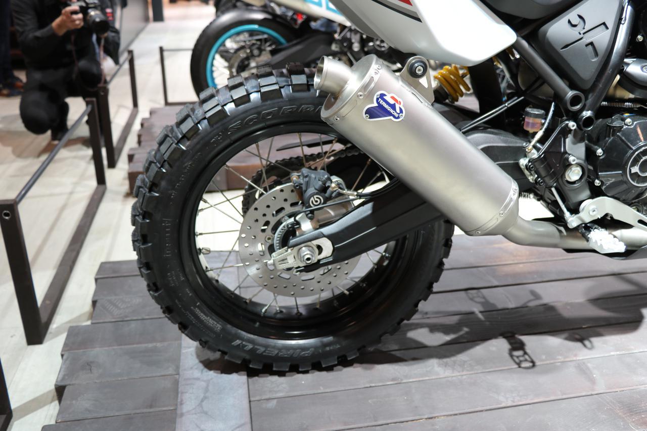Images : 6番目の画像 - スクランブラー デザートXの写真を見る! - webオートバイ