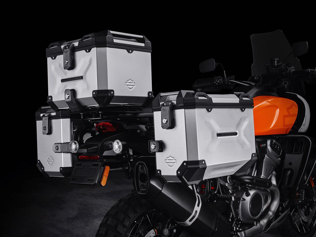 Images : 3番目の画像 - 「ハーレー初のアドベンチャー「Pan America」が登場!1250ccの新型水冷Vツインエンジン「Revolution Max」とは?【EICMA 2019速報!】」のアルバム - webオートバイ