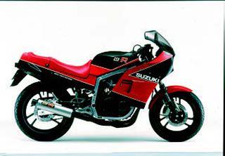 スズキ GSX-R 1985 年 4月
