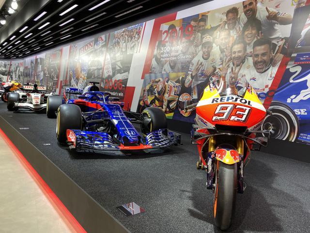 画像2: モータースポーツの歴史とCBの歴史