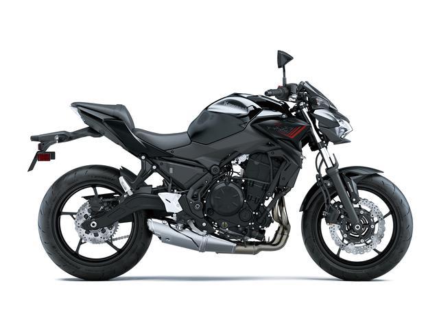 画像18: カワサキの新型「Z900」「Z650」は、デザインを「Z H2」のイメージに!? スタイリング紹介の第一報【EICMA 2019速報】
