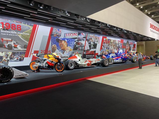 画像1: モータースポーツの歴史とCBの歴史