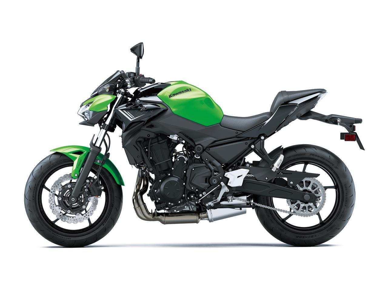 画像23: カワサキの新型「Z900」「Z650」は、デザインを「Z H2」のイメージに!? スタイリング紹介の第一報【EICMA 2019速報】