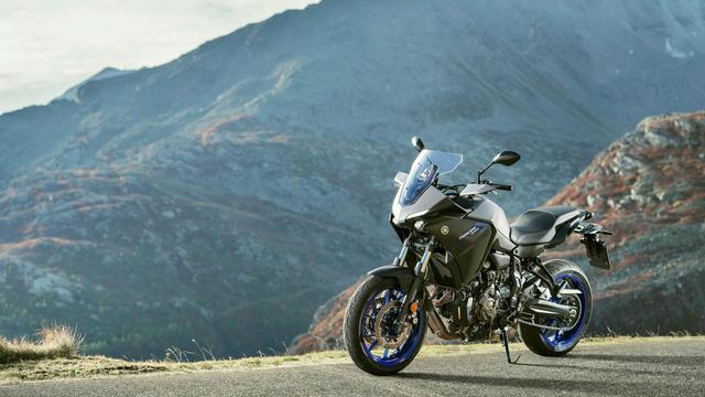 画像: 【EICMA 2019速報!】トレーサーシリーズの新世代モデルが登場! ヤマハ新型「TRACER 700」はこれだ! - webオートバイ