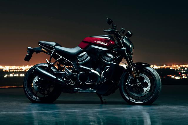画像: Streetfighterモーターサイクル | Harley-Davidson Japan