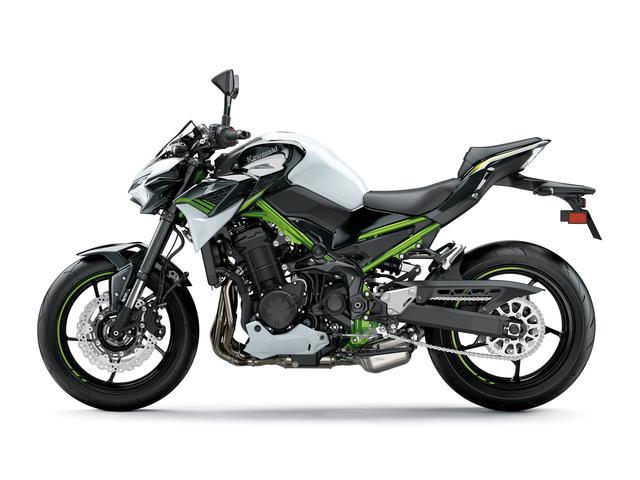 画像14: カワサキの新型「Z900」「Z650」は、デザインを「Z H2」のイメージに!? スタイリング紹介の第一報【EICMA 2019速報】