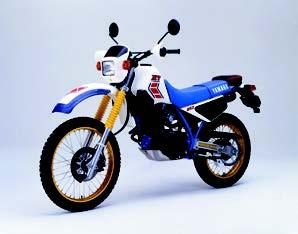 Images : ヤマハ XT250T 1985 年 5月