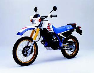 ヤマハ XT250T 1985 年 5月