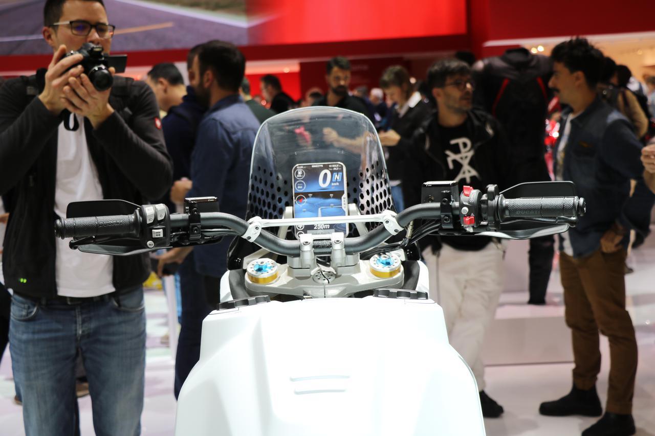Images : 5番目の画像 - スクランブラー デザートXの写真を見る! - webオートバイ