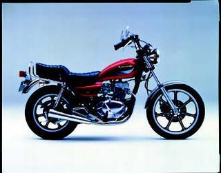 カワサキ Z250LTDツイン 1985 年2月