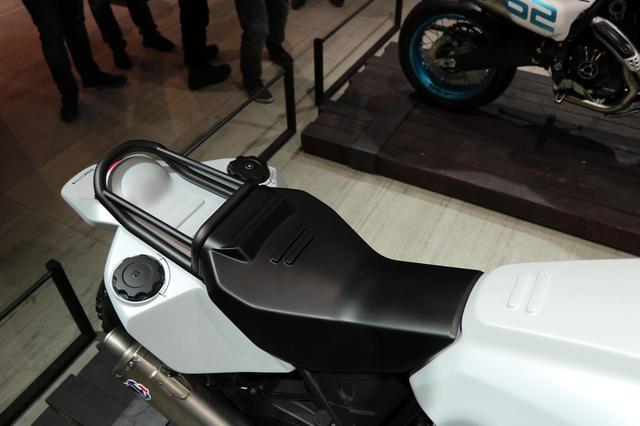 画像6: スクランブラー1100のエンジンを搭載したアドベンチャーコンセプト!