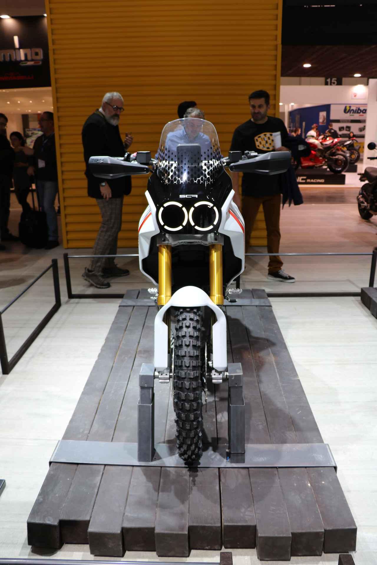 Images : 10番目の画像 - スクランブラー デザートXの写真を見る! - webオートバイ
