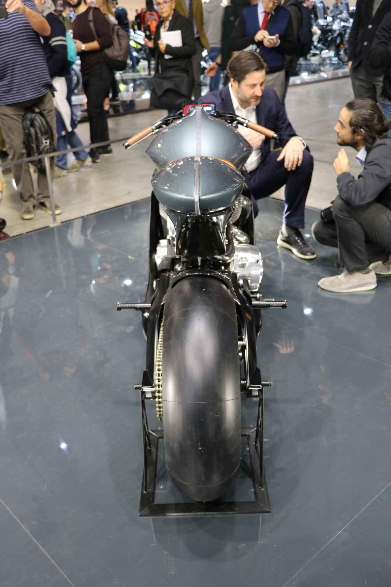 Images : 6番目の画像 - AMB001の画像、一挙お見せします! - webオートバイ
