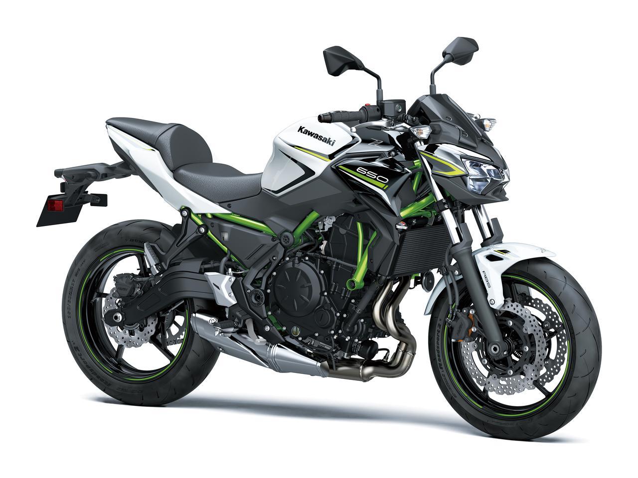 画像25: カワサキの新型「Z900」「Z650」は、デザインを「Z H2」のイメージに!? スタイリング紹介の第一報【EICMA 2019速報】