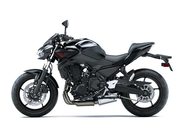 画像17: カワサキの新型「Z900」「Z650」は、デザインを「Z H2」のイメージに!? スタイリング紹介の第一報【EICMA 2019速報】