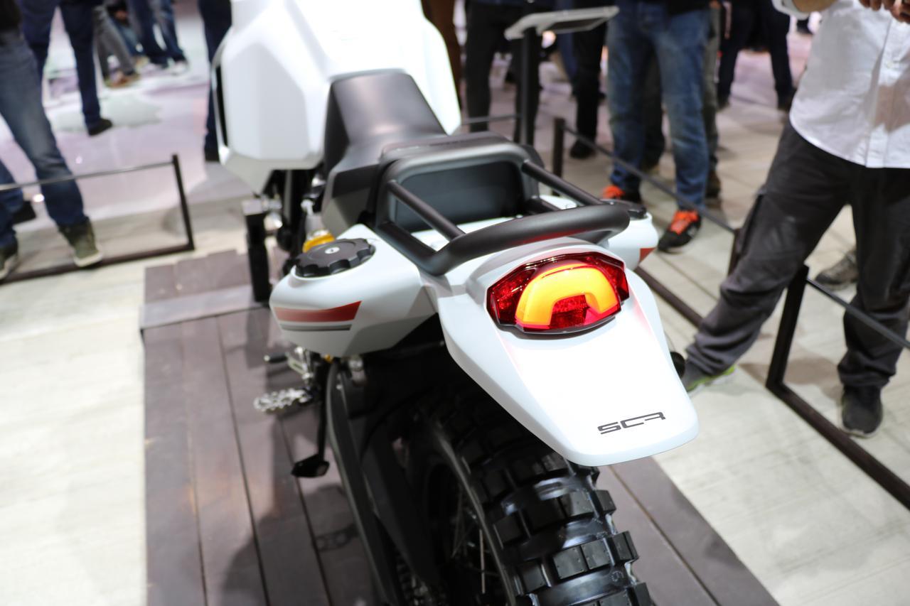 Images : 4番目の画像 - スクランブラー デザートXの写真を見る! - webオートバイ